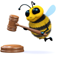 3d Bee makes a decision