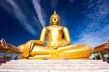 Big historical Buddha