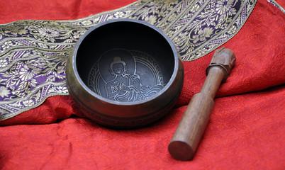 Campana tibetana - Singing bowl