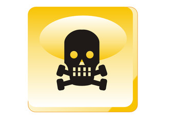 Warnung - Giftige Stoffe