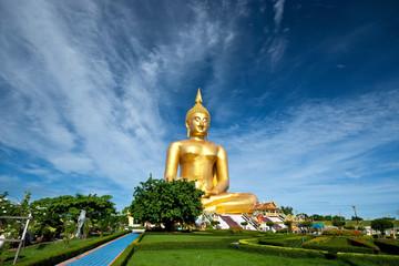Biggest Buddha of Thailand