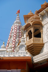 Kasba Ganpati hindu temple, Pune, Maharashtra, India