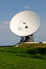 satellite communication disc