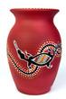 Quadro anonymous aboriginal vase