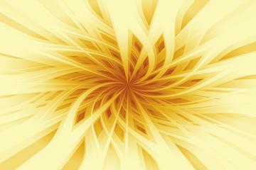 イメージでヒマワリ開花