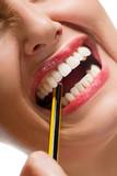 Pencil stress poster