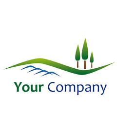 Landschaft Logo
