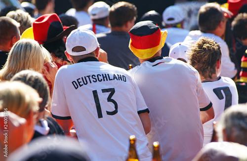 Public Viewing - German Fans - 24005716
