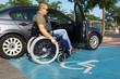 handicap, la voiture