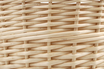 wicker work