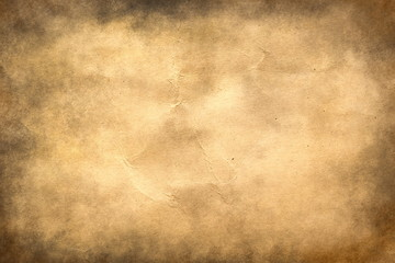 Vintage brown paper background