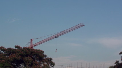 Large construction cranes-hd-pal