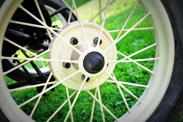 Model T wheel