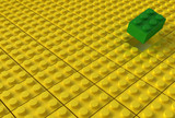 Lego background gy poster