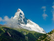 Matterhorn in Switzerland Alps