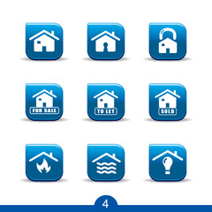 home services icons no.4..smooth series