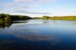 Quadro белорусское озеро рядом с Радошковичами