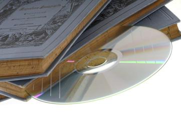 eBook und Audiobook bzw. Hörbuch Symbolfoto