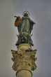 Columna de la Inmaculada en Roma (HDR)