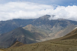 Annapurna cirkut trek - beautiful trekking on the Himalaya poster
