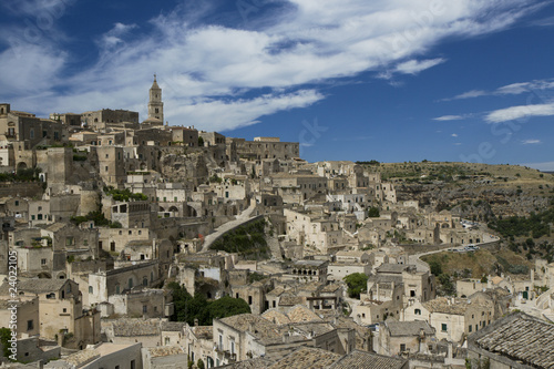 The Sassi of Matera, South Italy