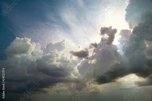 Storm clouds - 24023354