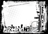 paintball background