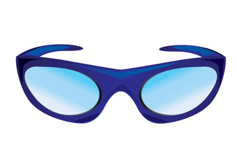 sunglasses accessory isolated