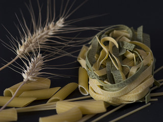 Pasta e spighe di grano 2