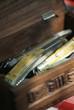 boîte de couteaux