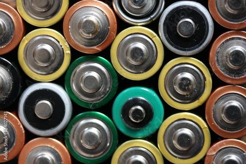 empillement piles - 24027143