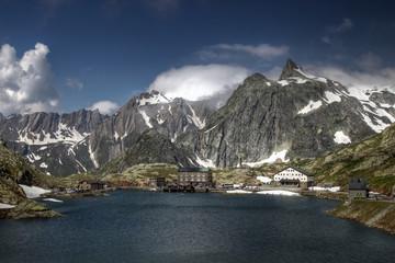 Grand St Bernard Pass, Switzerland/Italy