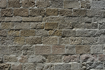stone antique wall