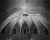 """Ceiling arches, Aigues Morges, Provence, France"""