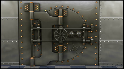 Bank Vault HD Video