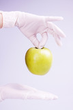 Genetically modified apple poster