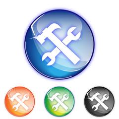 Picto paramètres outils - collection color