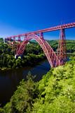 Garabit Viaduct, Cantal Département, Auvergne, France poster