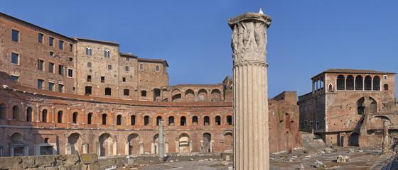 Roma, i mercati di Traiano e il Foro