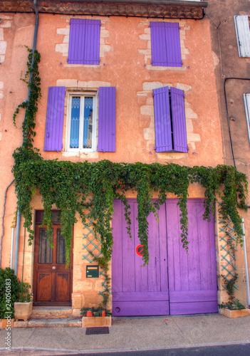 Quadro finestre provenzali vendita online quadri e stampe - Finestre in plexiglass ...