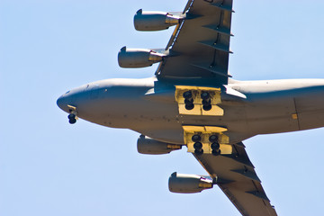 Transport Plane at an Airshow