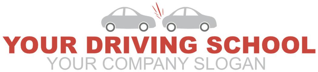 Logo - Autoservice, Fahrschule, Werkstatt