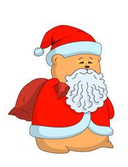 Santa Claus-pillow