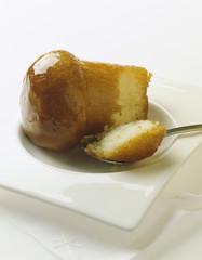 caramelized donut