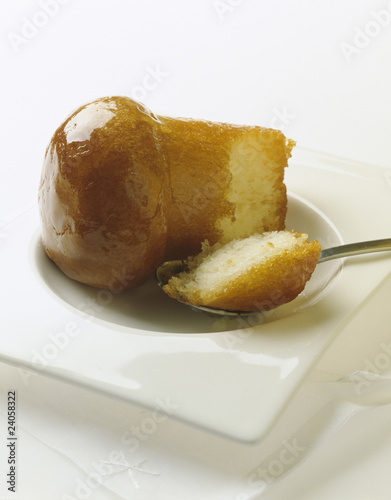 caramelized donut