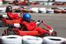 Go-Cart Race