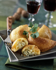 cheese turnovers