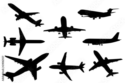 Fototapeta Airplanes
