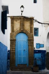 Rabat - kasbah oudaia - porta