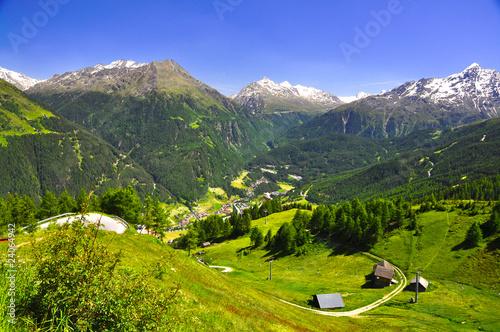 Sölden - Ötztal - Österreich © VRD